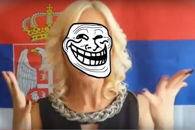 marija maxima/vucic aleksandar/trol